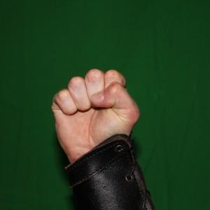 Jinai vuist, een krachtig wapen in de Karavanen krijgskunst